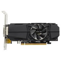 В/карта <PCI-E>GTX1050 OC  Gigabyte 3GB DDR5 96Bit  2*HDMI/DVI/DP Low Profile  RTL