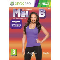 Диск XBOX 360: KINECT: Get Fit With Mel B, шт