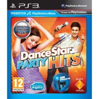 Диск PS3: MOVE: DanceStar Party Hits (рус. вер.), шт